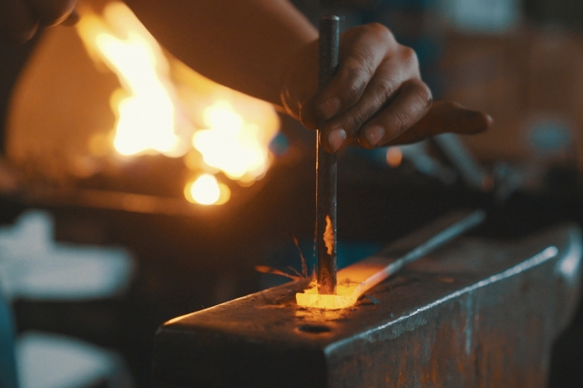 Forging Meaning